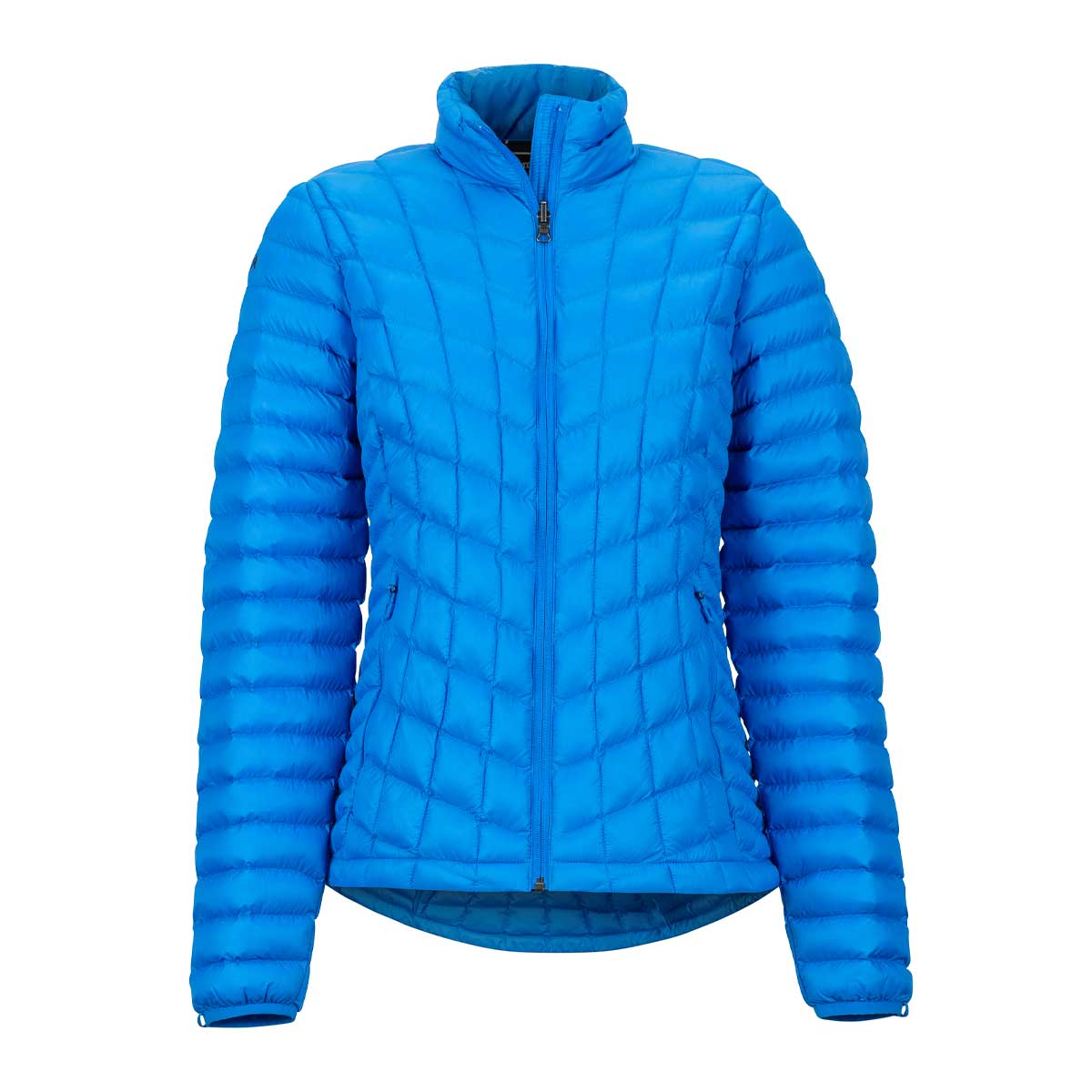 Marmot Women's Featherless Jacket in Clear Blue